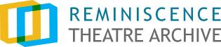 Reminiscence Theatre Archive -