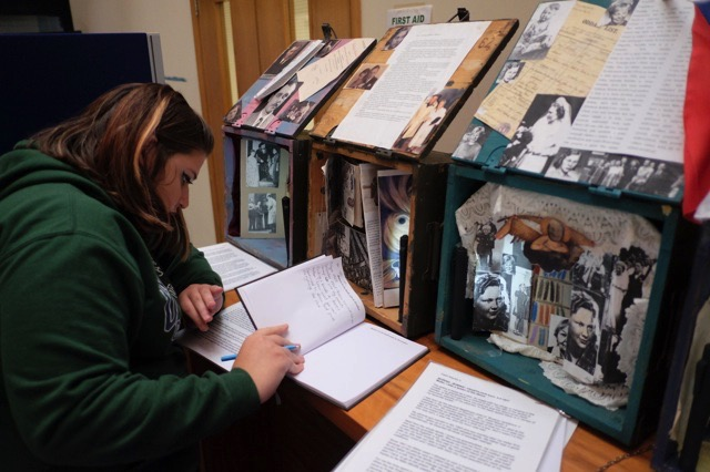 Memory Boxes: Student Shows