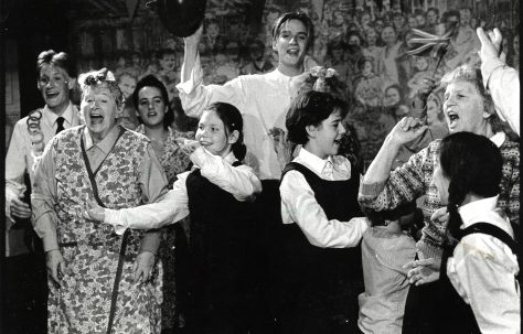 Children and older people performing together - an introduction