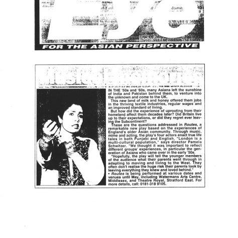 Eastern Eye, April 1995