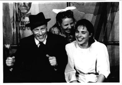 Philip Curtis, Clare Summerskill and Lyn Gardner | Alex Schweitzer