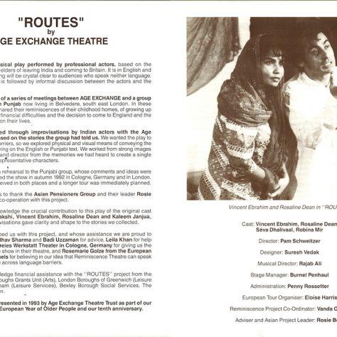 Programme 1993