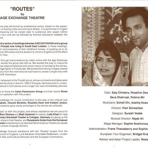 Programme 1995